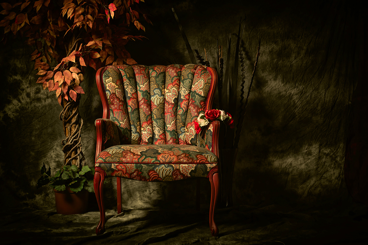 Flemington Decor Chair 1