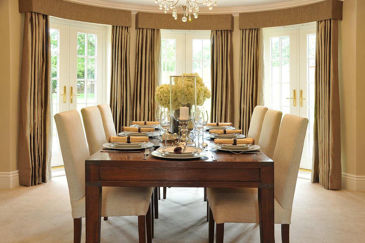 Flemington Decor Dining Room 1