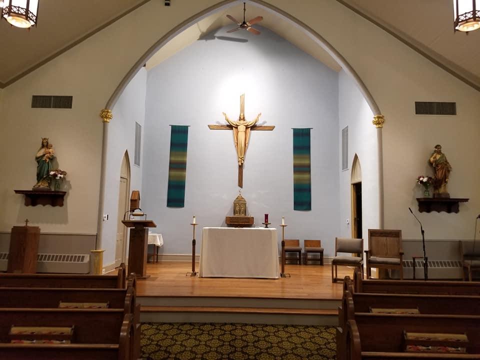 St Alphonsus Catholic Church
